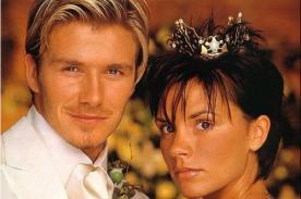 Subastarán tiara de Victoria Beckham utilizada en su boda