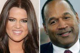 Aseguran que O.J. Simpson podría ser el padre de Khloé Kardashian