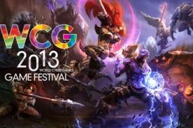 En vivo: Equipo peruano se enfrenta a China en League of Legends - WCG 2013