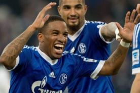 Video: Schalke 04 venció 3-1 a Stuttgart con doblete de Jefferson Farfán