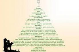 Feliz Navidad: Poema para tu árbol de Navidad
