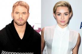 Kellan Lutz niega romance con Miley Cyrus