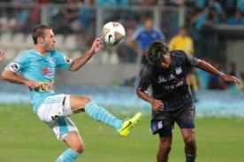 Video de goles: Sporting Cristal perdió con Emelec en su presentación