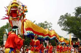 Año Nuevo Chino 2014: Vietnam celebra con fuegos artificiales