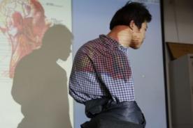 ¡Increíble! Hombre vivió 10 años con tumor en la espalda