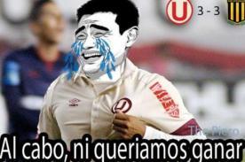 Universitario: Aparecen memes tras empate en la Copa Libertadores - FOTOS
