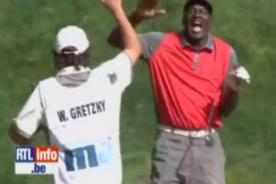 The Last Shot: Mira el espectacular disparo de Michael Jordan en el golf - VIDEO