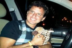 Arrestan a Paolo Trujillo, supuesto padre del hijo de 'Florcita' Polo
