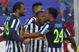 En vivo: Alianza Lima vs. San Simón (2-0) - Minuto a Minuto - Copa Inca 2014