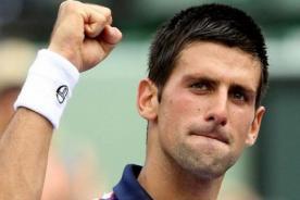 Masters 1000 de Roma: Djokovic derrota a Kohlschreiber por (2-1)