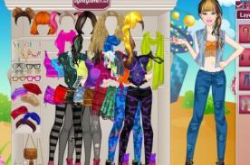 Friv juegos: Sé una princesa a la moda con juegos de Barbie