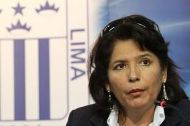 Alianza Lima: Susana Cuba descarta a Reimond Manco