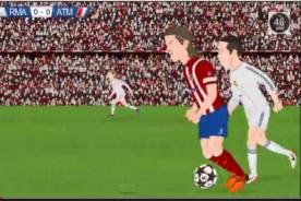 Diviertete con parodia de la final Champions League 2014 [Video]