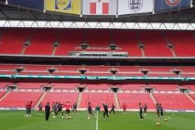 Amistoso Perú vs Inglaterra: Selección nacional 'pisa' mítico estadio de Wembley [Fotos]