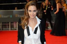 Angelina Jolie se pronunció tras agresión a Brad Pitt