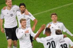 ¿Cuándo y a qué hora juega el grupo de Alemania? - Grupos Mundial 2014