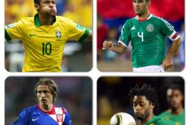 Tabla de Posiciones Mundial Brasil2014: Grupo A- Actualizado