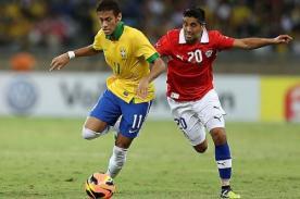 HoraPeruana del Partido: Brasil Vs. Chile - Mundial Brasil 2014 –28 de Junio