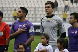 Copa Euroamericana 2014: Universitario vs Fiorentina (0 - 1) [VIDEO]