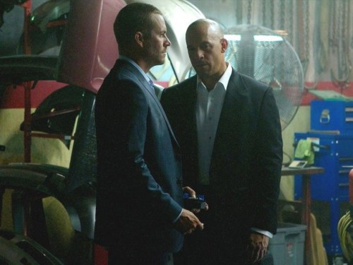 Rápidos y furiosos 7: Vin Diesel comparte foto junto a Paul Walker, después de trailer [Video]