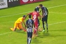Alianza Lima y el peor blooper en lo que va de la Copa Libertadores [VIDEO]