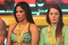 Combate: ¡Karen Dejo rechazó la capitanía del equipo verde! - VIDEO