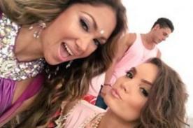 Instagram: ¡Melissa Loza y Cachaza seducen a fans con sensual bailecito! - VIDEO