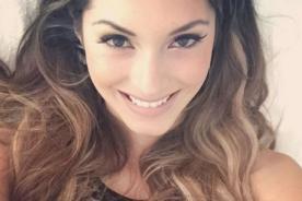 Instagram: Darlene Rosas luce provocadora foto en la tina