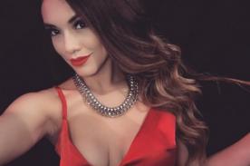 Jazmín Pinedo se siente la mujer más hermosa de la farándula con este vídeazo