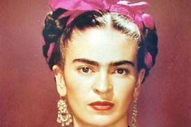 Ex RBD revela que su tía es Frida Kahlo y posa como ella - FOTO