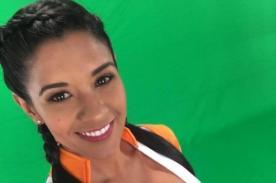 Rocío Miranda no puede con su genio y deja tremendo regalo a sus fans [VIDEO]