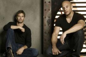 Vin Diesel recordó con estás palabras a su mejor amigo Paul Walker