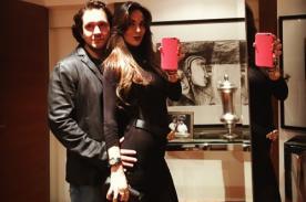Silvia Cornejo acaba de dar a luz ya luce está figura de infarto - FOTOS