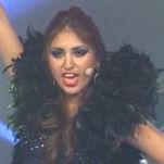 Nicole Pillman emula a Lady GaGa bailando y cantando Telephone