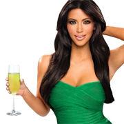 Brindis para Navidad: Kim Kardashian comparte la receta de su trago favorito