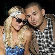 Paris Hilton: La infaltable compañera en los shows de Afrojack