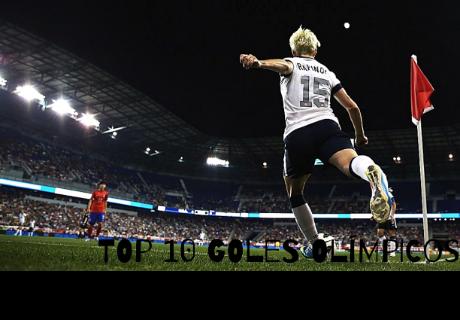 10 Goles Olímpicos Famosos en el Fútbol