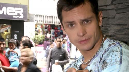 Nikko Ponce debutará en el cine de terror