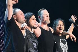 Metallica prepara su salto a la pantalla grande en tercera dimensión