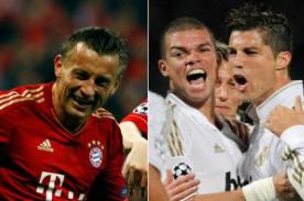 Video del Bayern Múnich vs Real Madrid (2-1) - Champions League - Goles