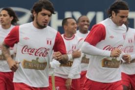 Fútbol peruano: Markarián cierra preparación para choque ante Nigeria