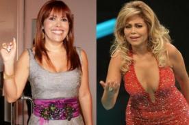Magaly Medina: Gisela Valcárcel tiene que hacer algo de dieta