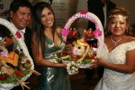 Tula Rodríguez mostró su anillo de compromiso