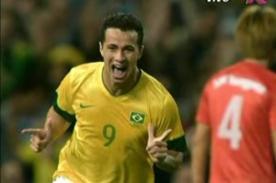 Londres 2012: Brasil goleó 3-0 a Corea del Sur y va por el oro