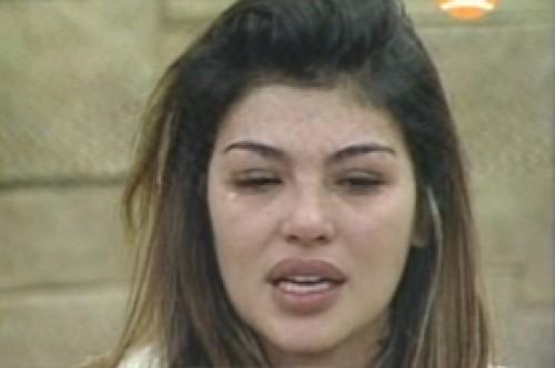 Angie Jibaja lloró en reality chileno por Jean Paul Santa María