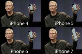 Tamaño del iPhone 5 provoca burlas en Internet