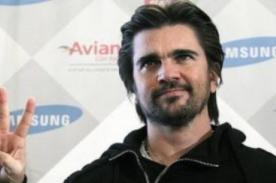 Juanes inició gira por España con Sold Out
