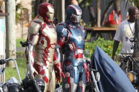 Iron Man 3: Marvel desvela la sinopsis de la película