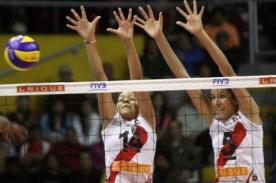 Perú vs Brasil (1-3) en vivo por Frecuencia Latina - Sudamericano Juvenil Voley