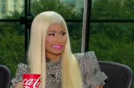 Video: Nicki Minaj vuelve a mostrar incomodidad hacia Mariah Carey